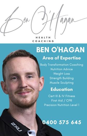 Copy of PT Profiles Ben