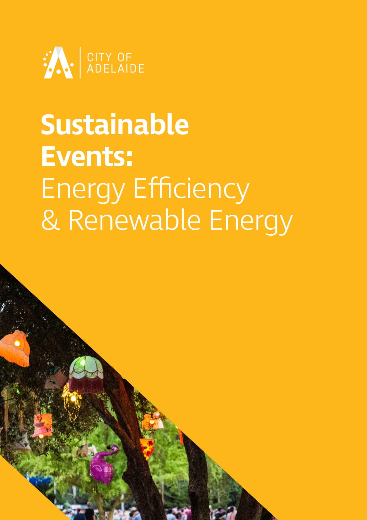 Thumbnail sustainable events checklists energy efficiency renewable energy