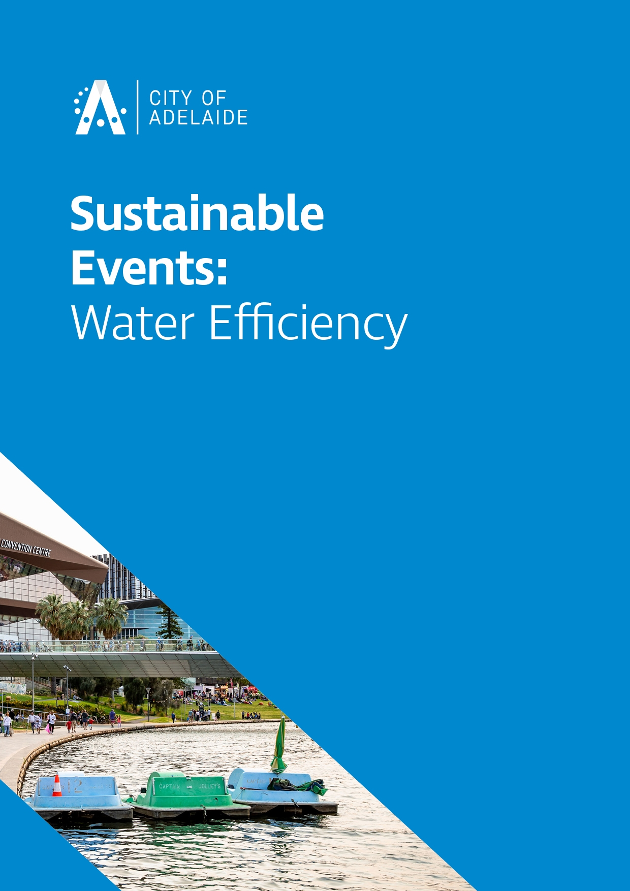Thumbnail sustainable events checklists water efficiency