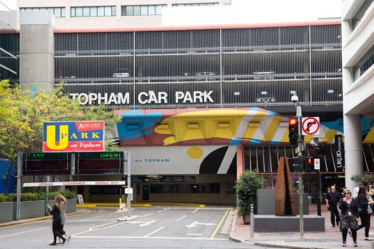 Acc adelaide upark topham mall