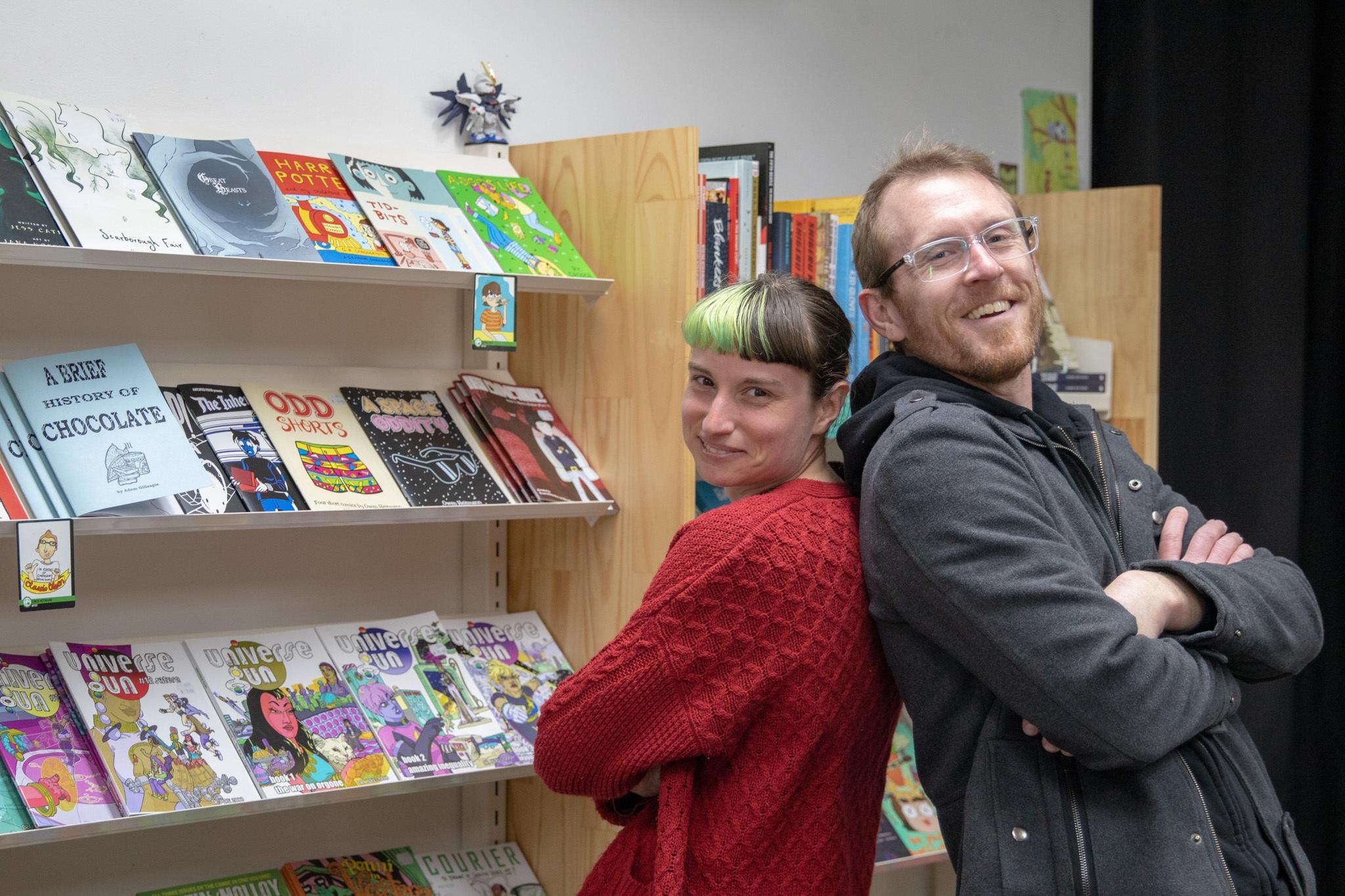 Georgina chadderton and owen heitmann