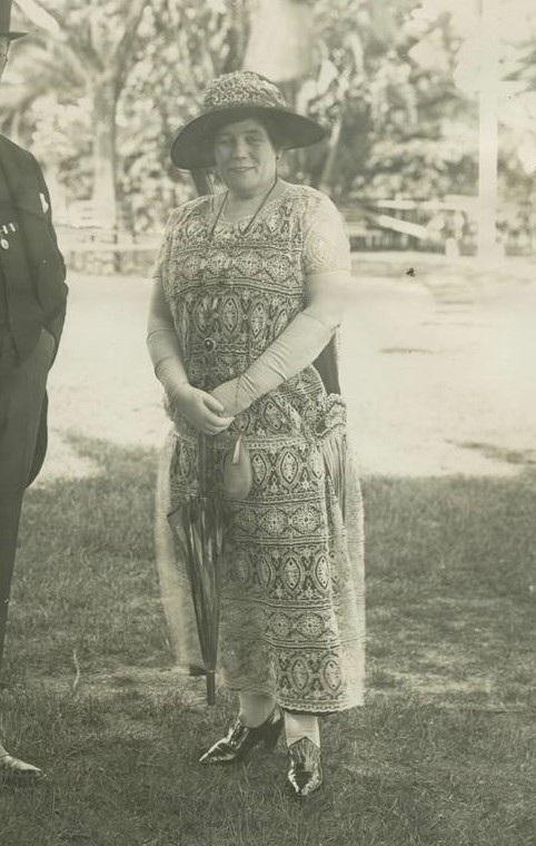 Suffrage elizabeth glover