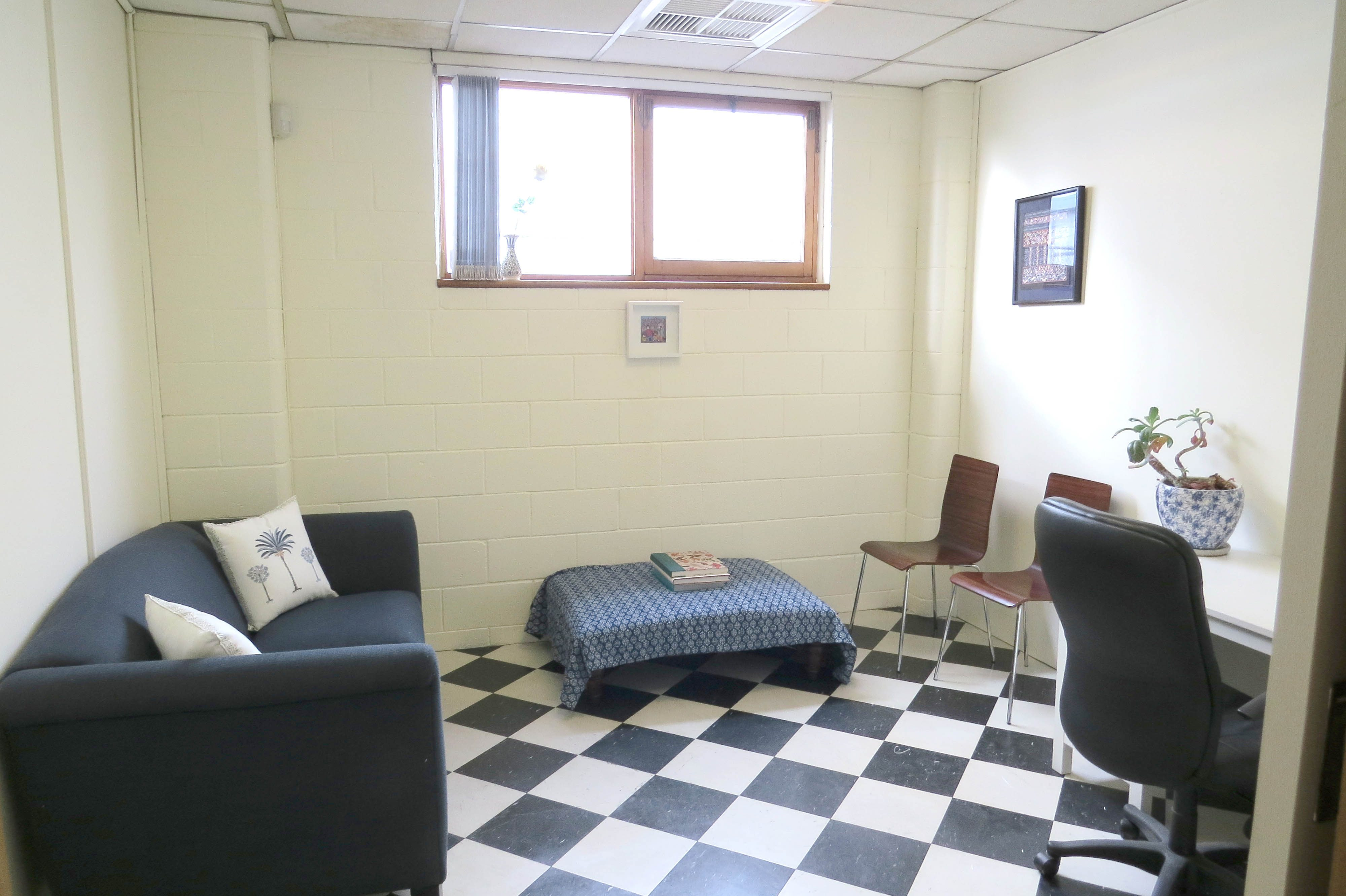 Office to rent 1 1
