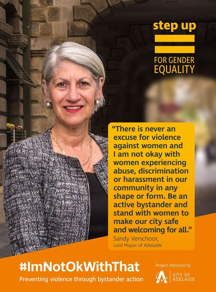 990x700 Step Up for Gender Equality Sandy Verschoor