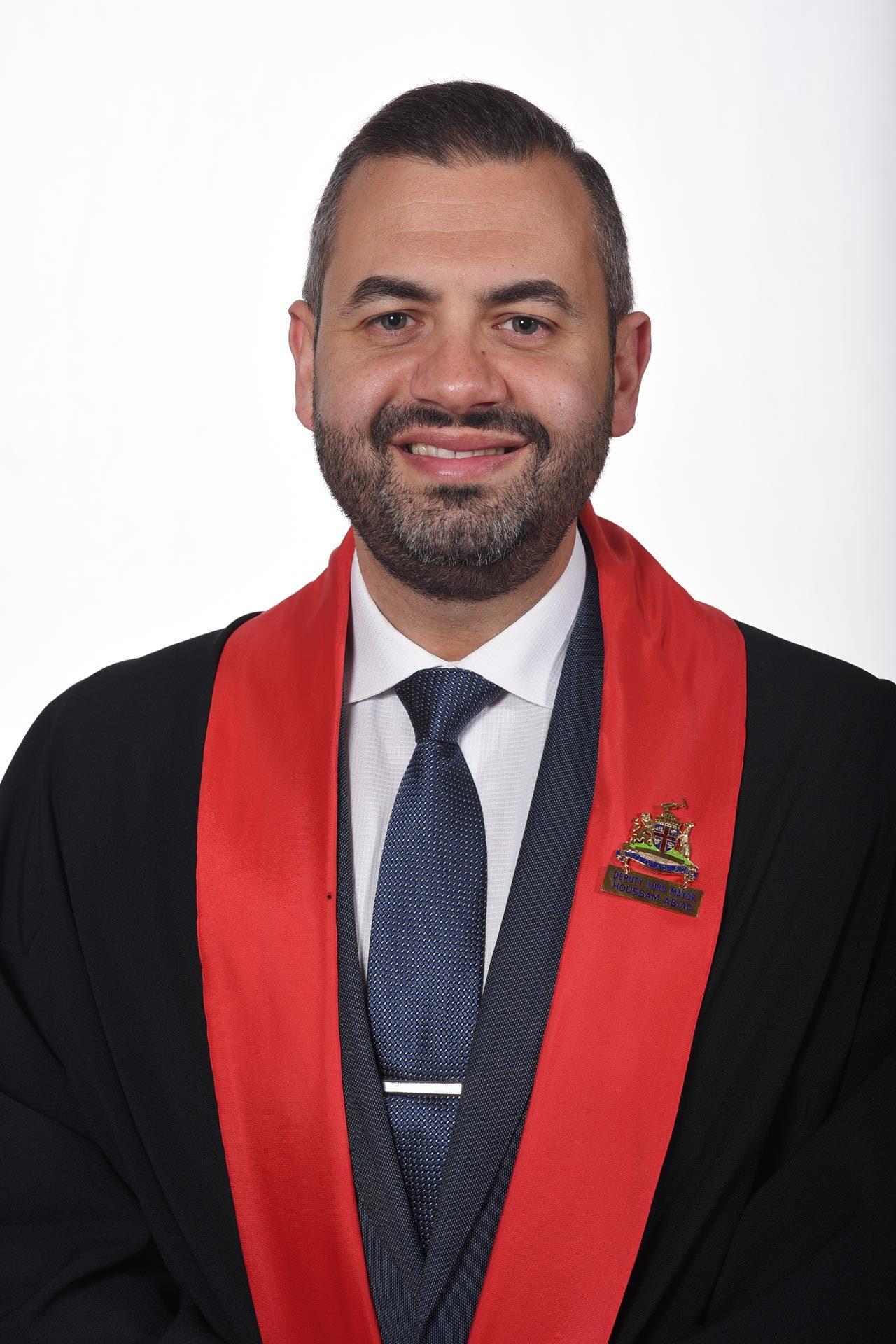 Councillor Houssam Abiad
