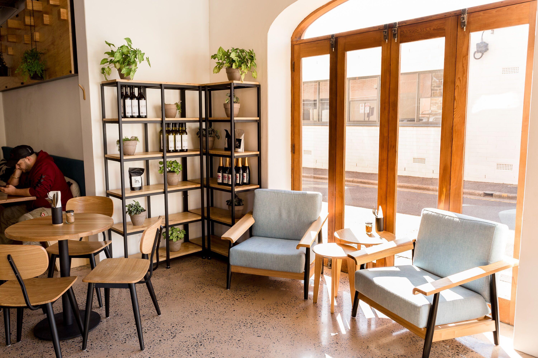 In Studio Cafe 5
