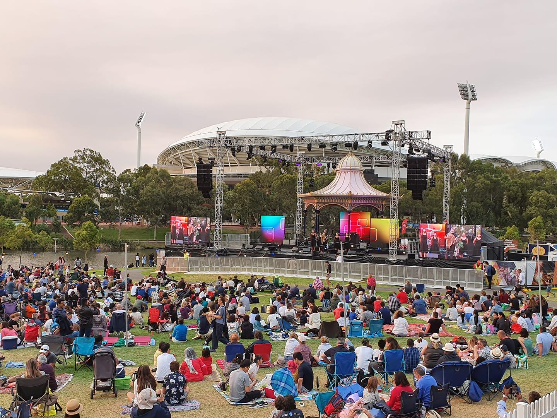 NYE Elder Park 2019