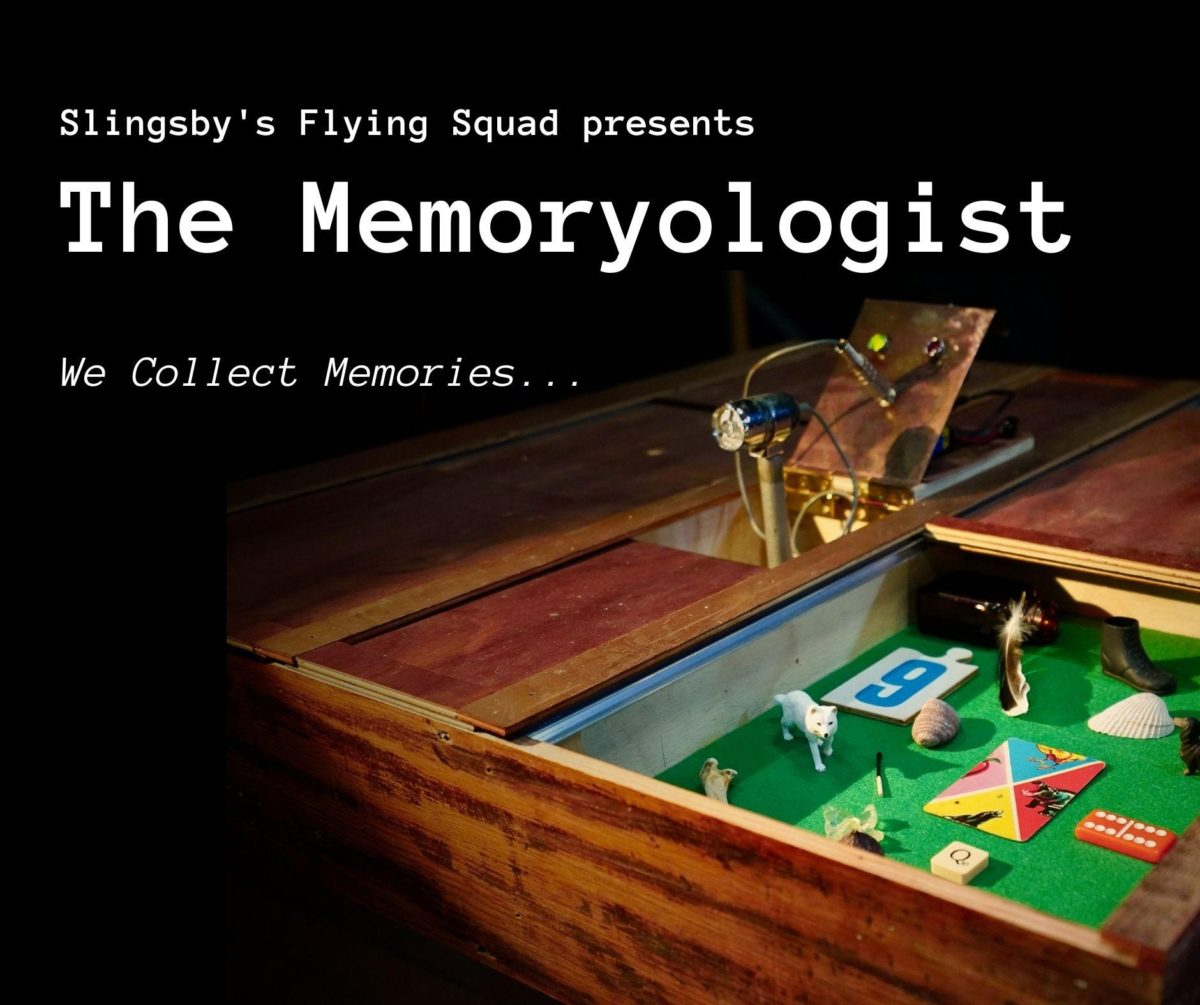 The Memoryologist image