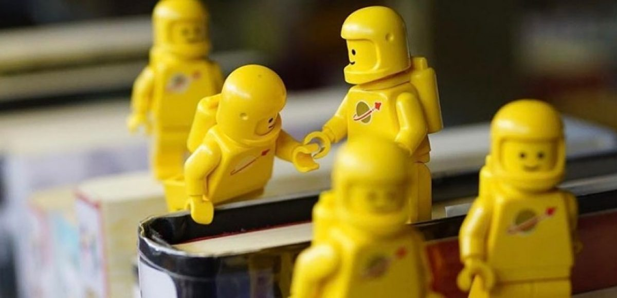 Ben teoh lego club