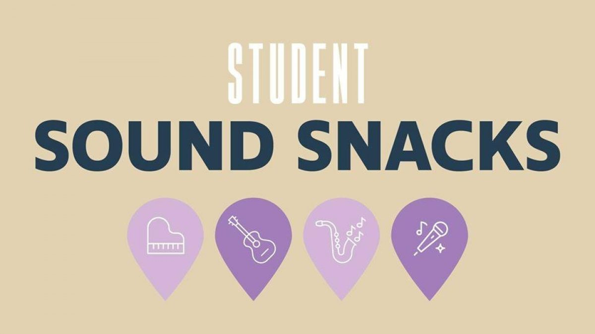 Student sounds snack
