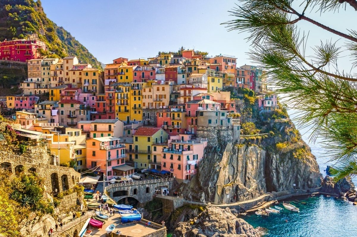 Travel italian