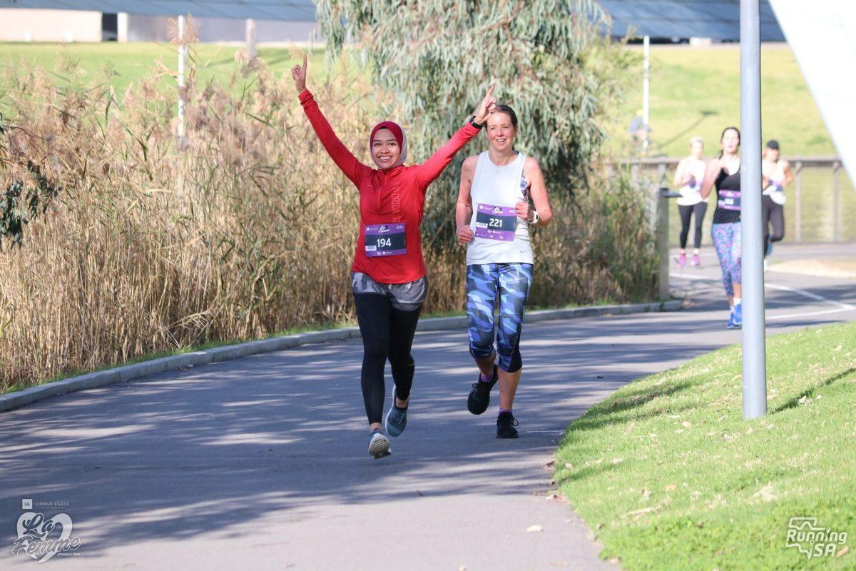 Womens recreational running network