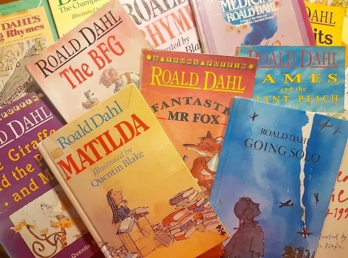 Library dahl books september