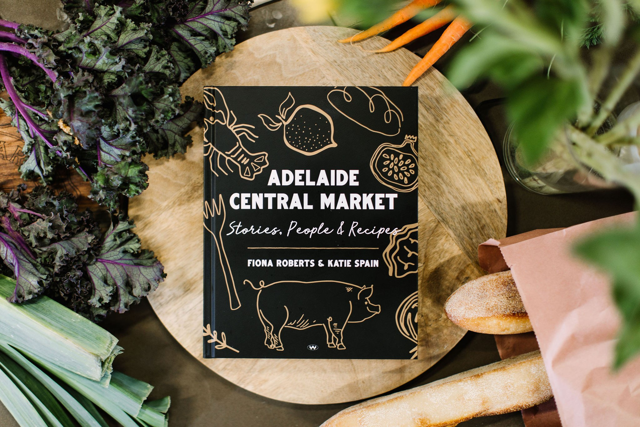 Adelaide central market stories people and recipes book