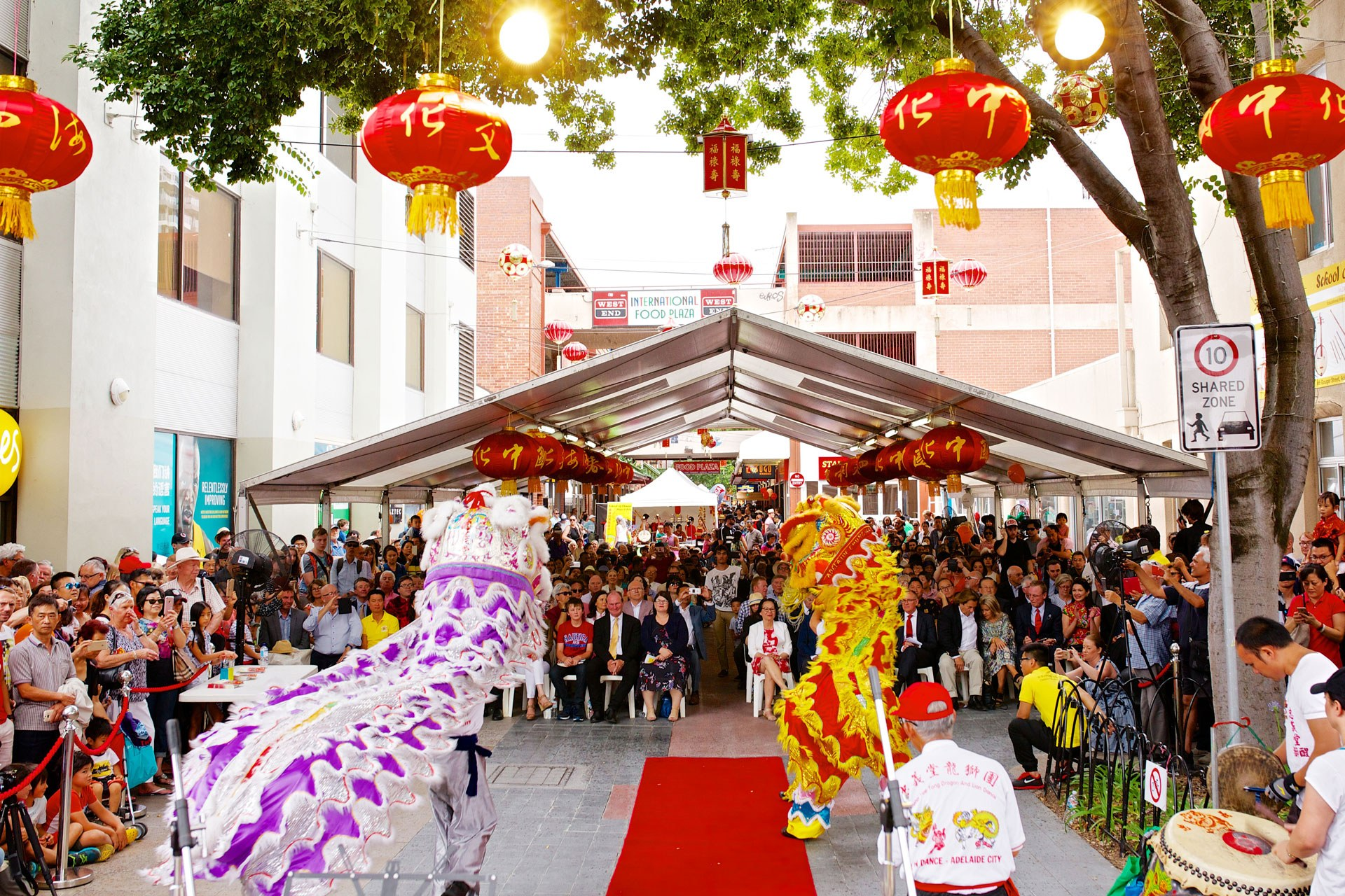 Adelaide lunar new year moonta st
