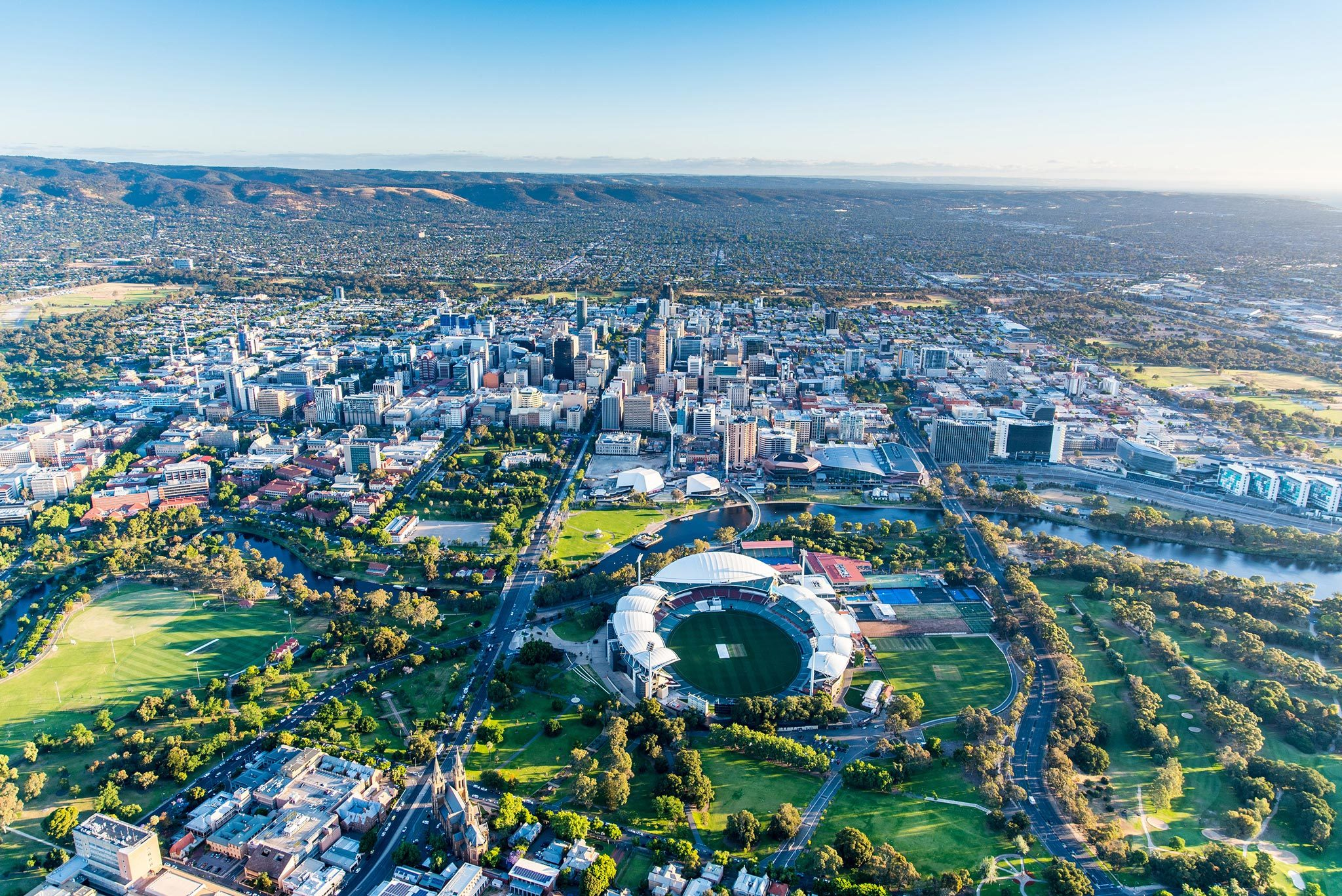 City of Adelaide | Capital City of South Australia | City of Adelaide