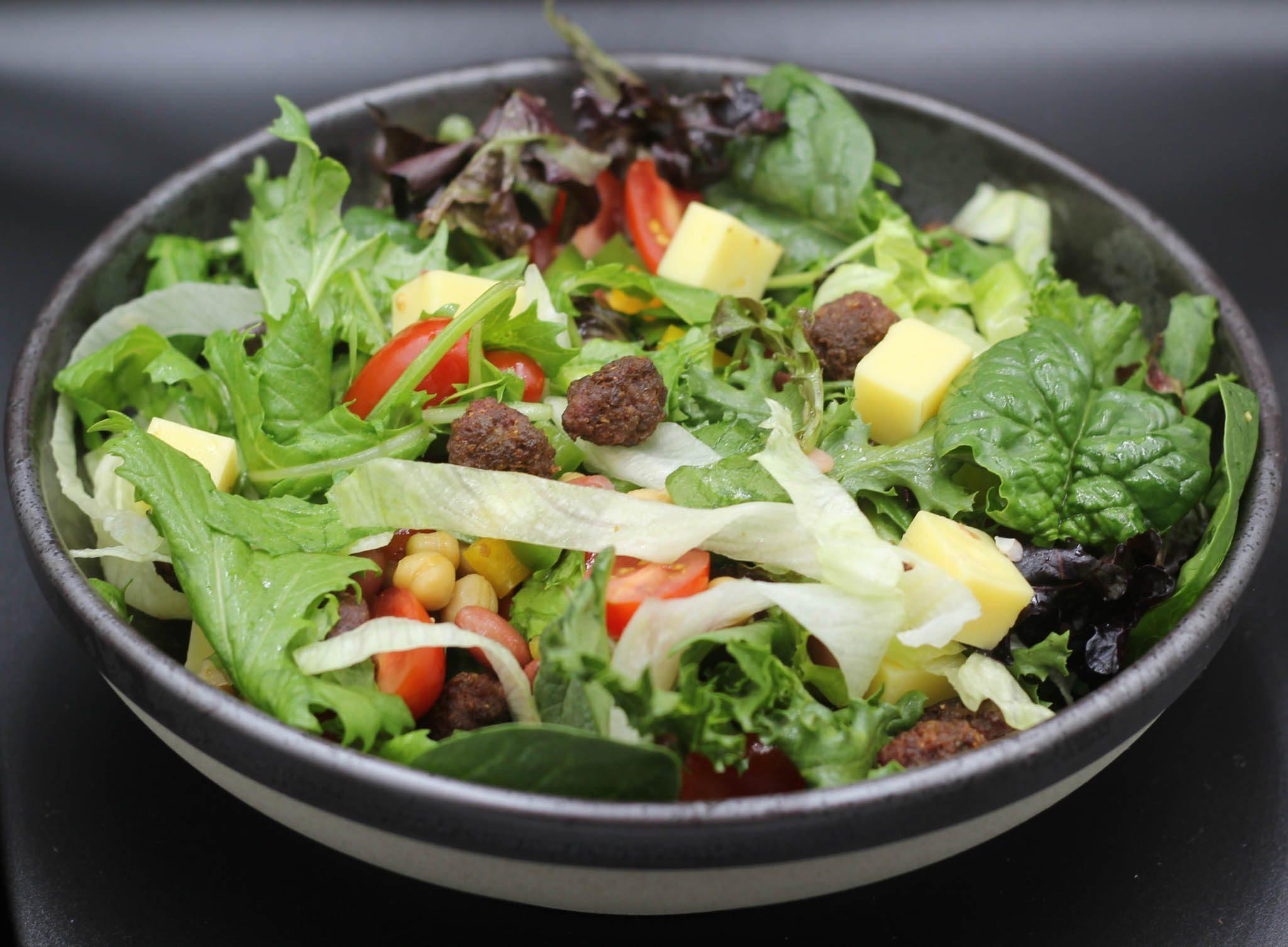Clio cafe salad