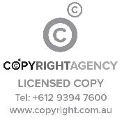 Copyrightagency logo