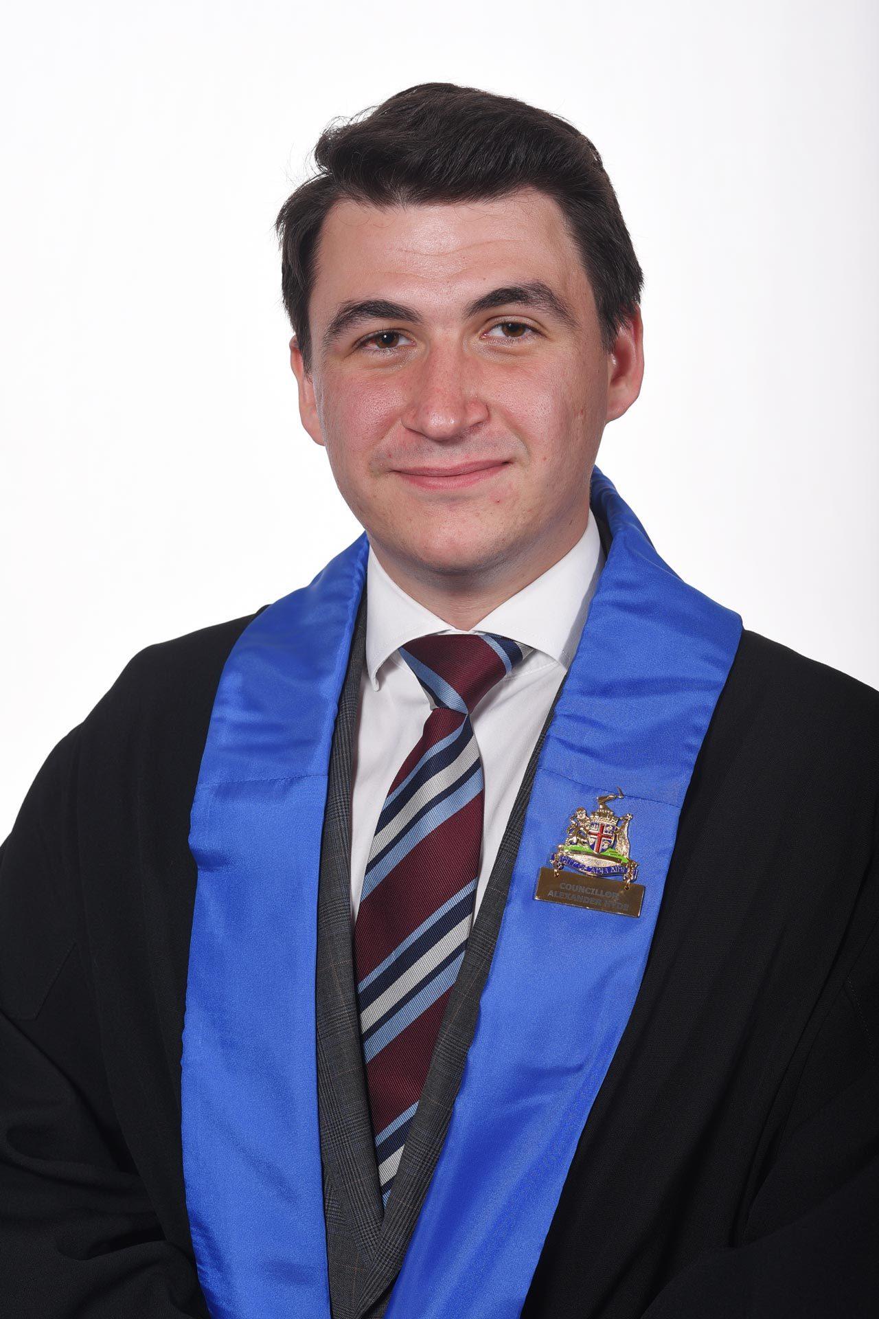 Councillor Alexander Hyde