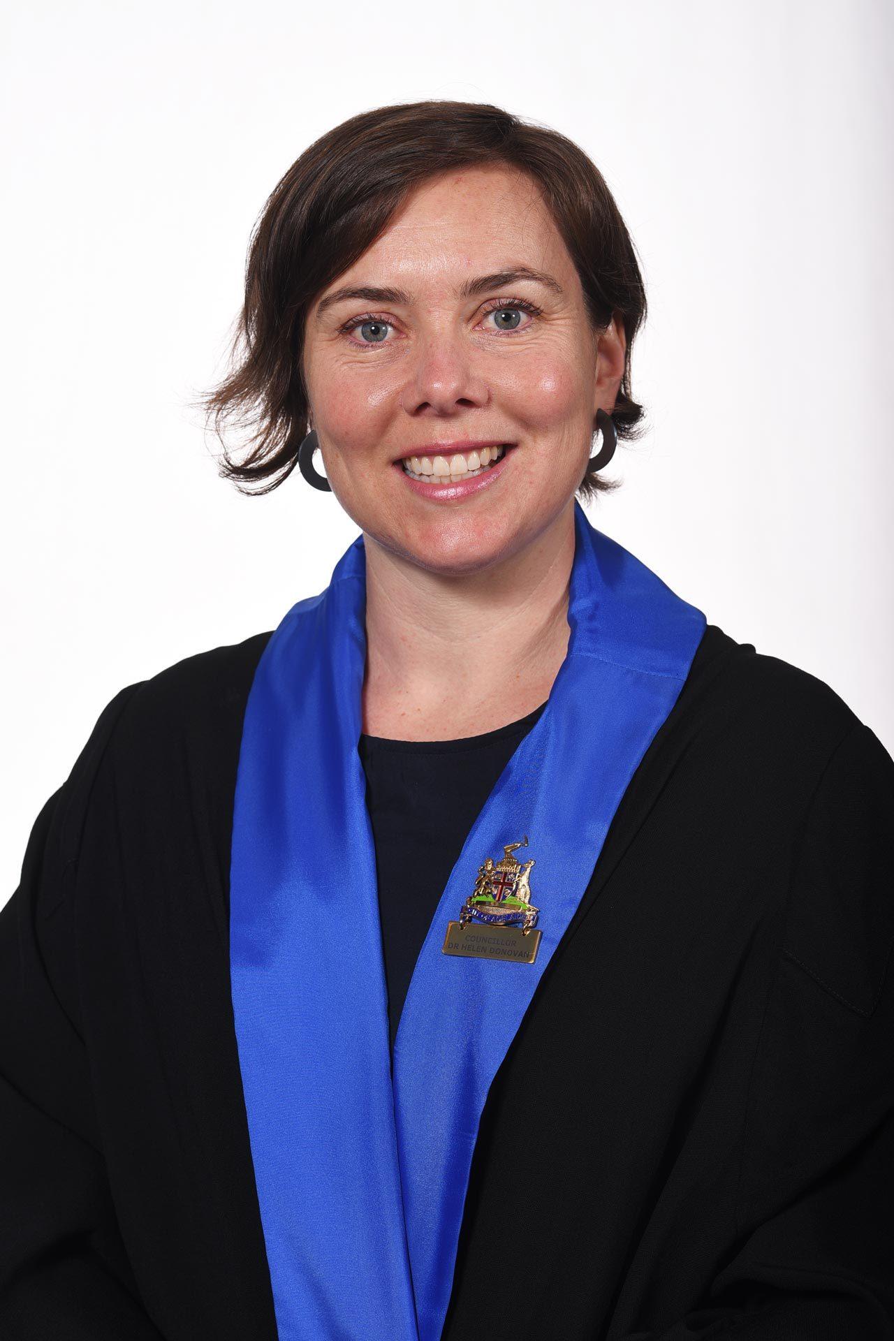 Councillor Dr Helen Donovan