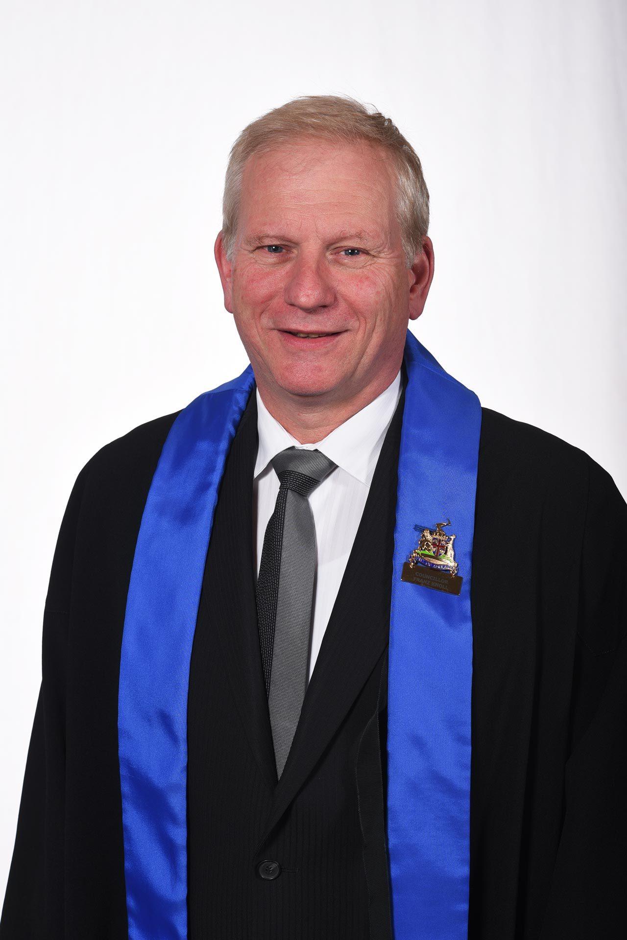 Councillor Franz Knoll