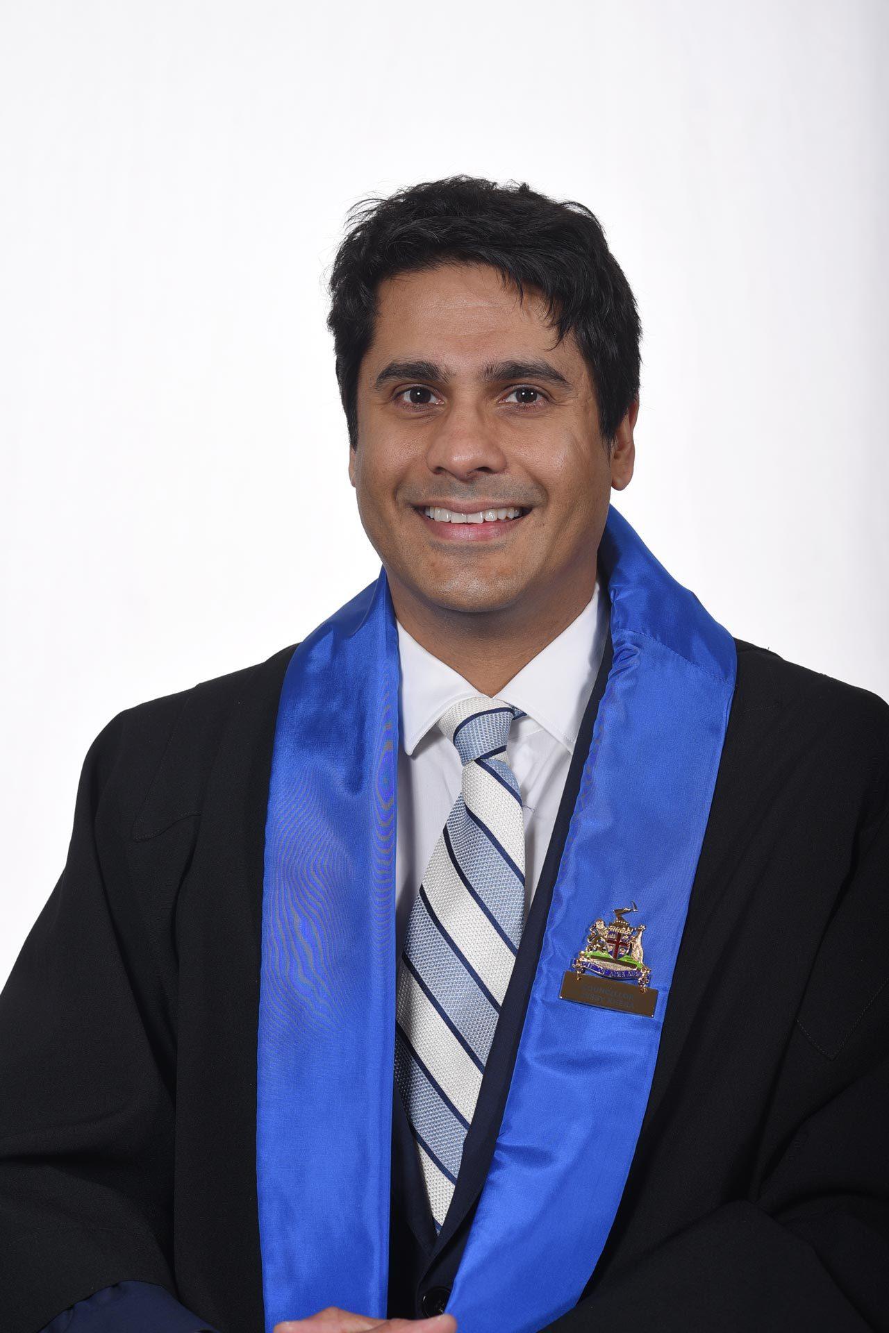 Councillor Jessy Khera