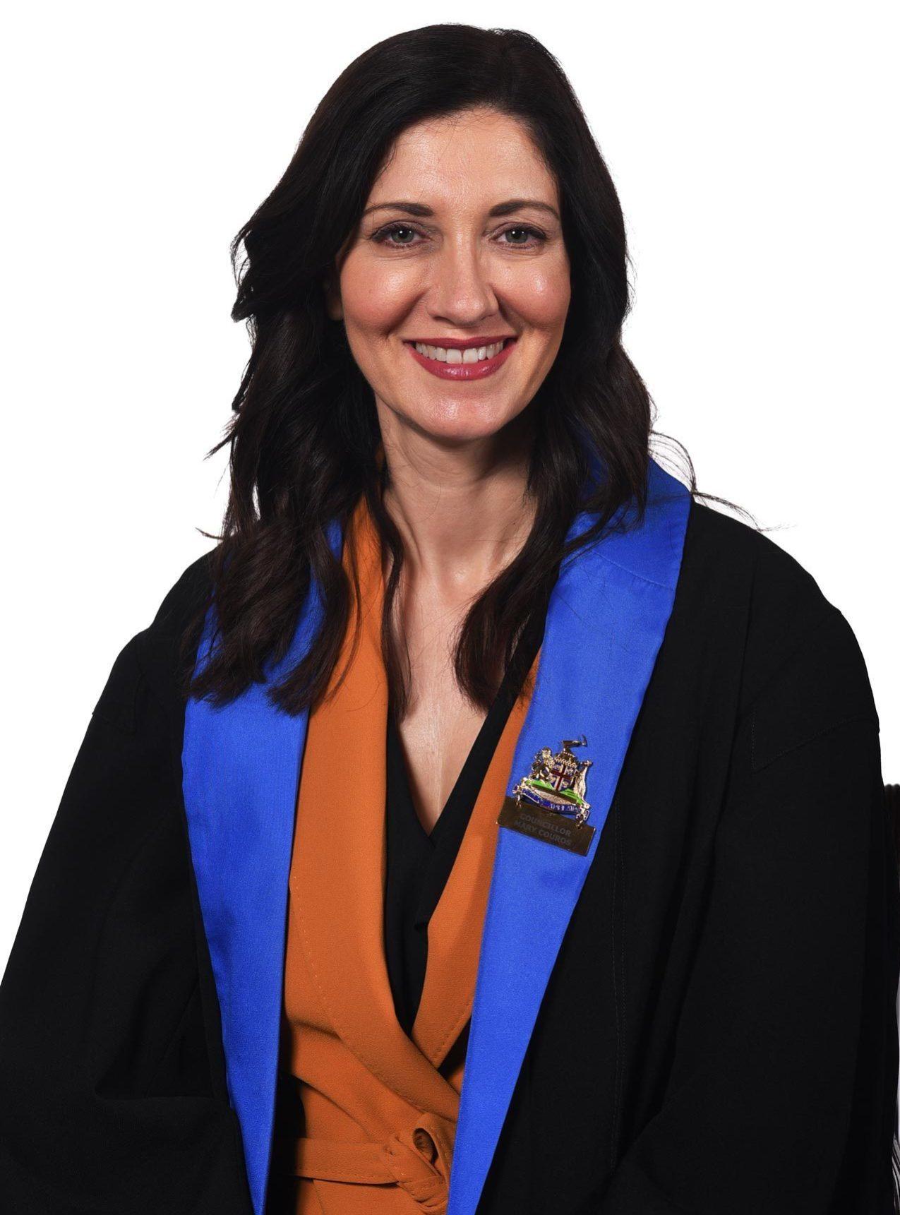 Councillor Mary Couros