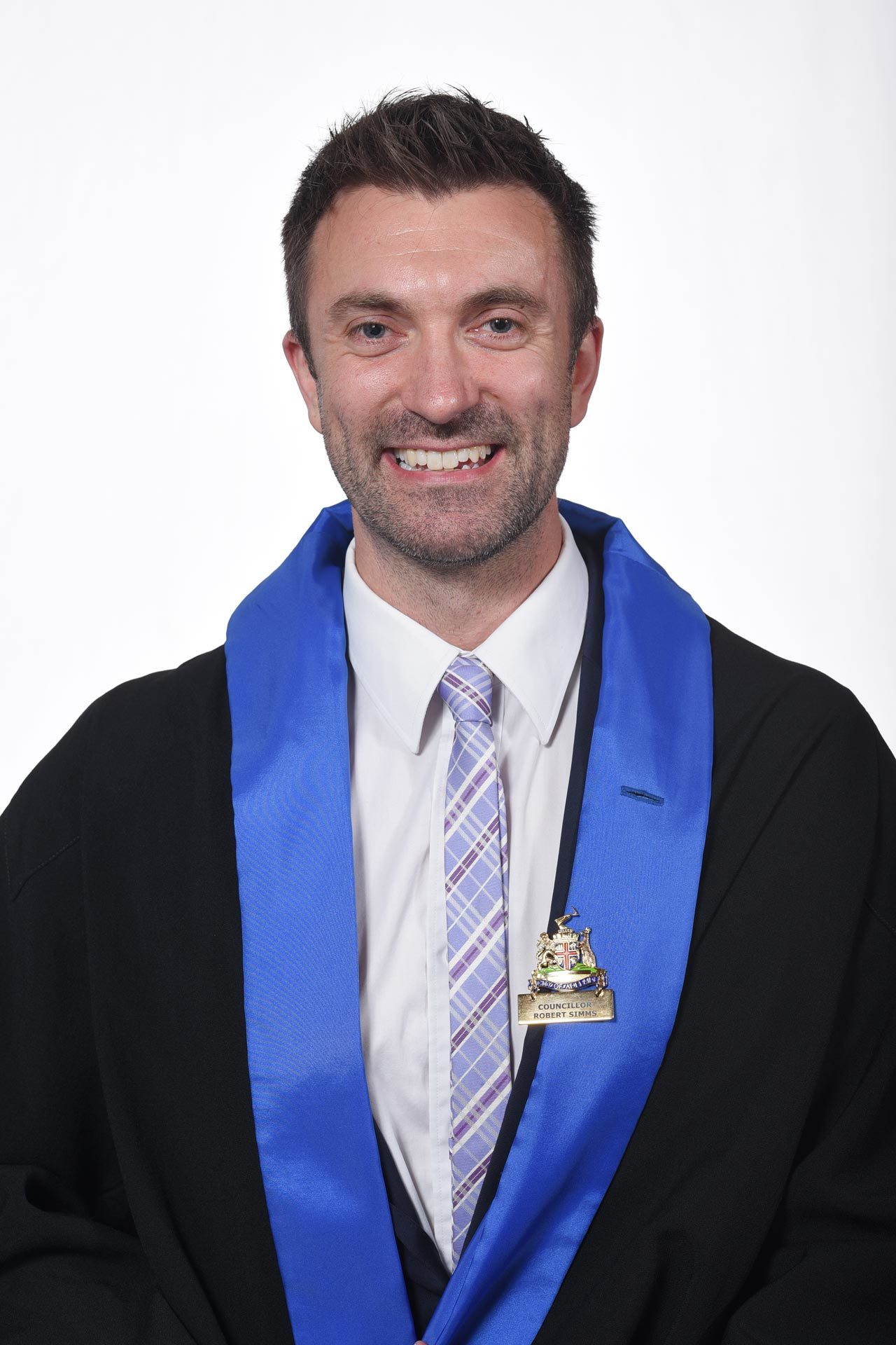 Councillor Rob Simms