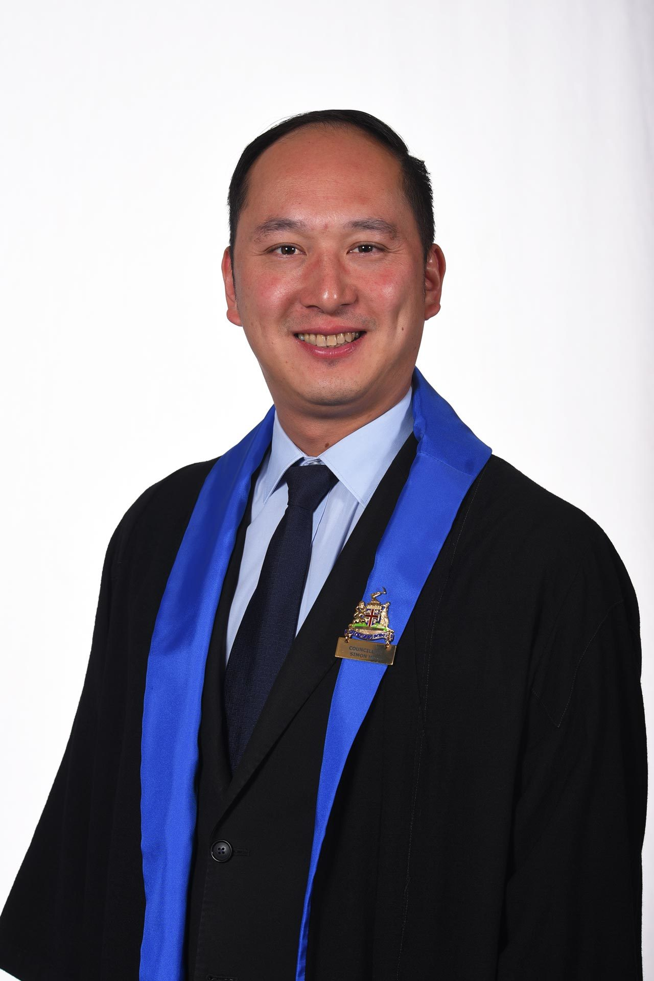 Councillor Simon Hou