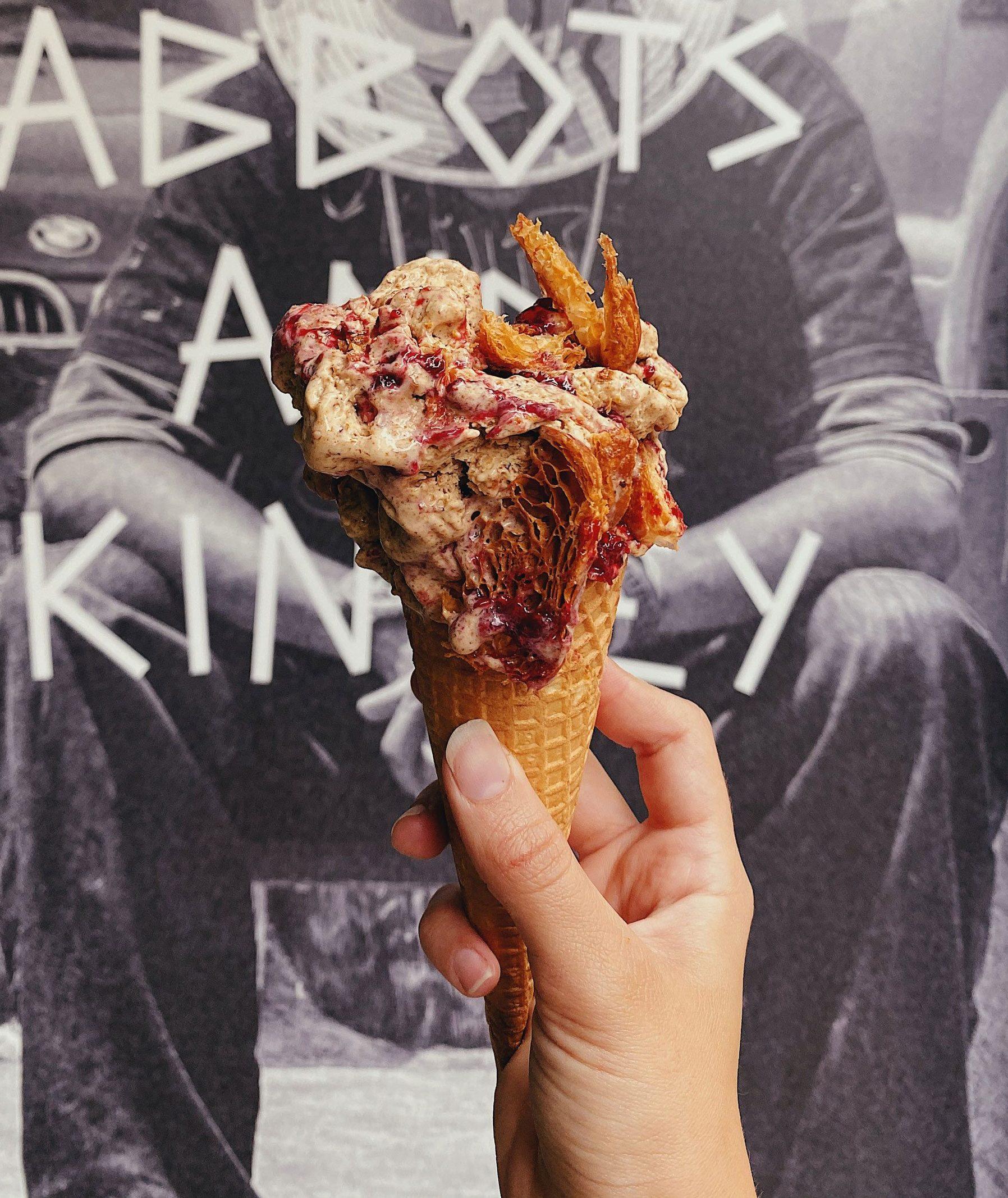 Ice cream abbots and kinney