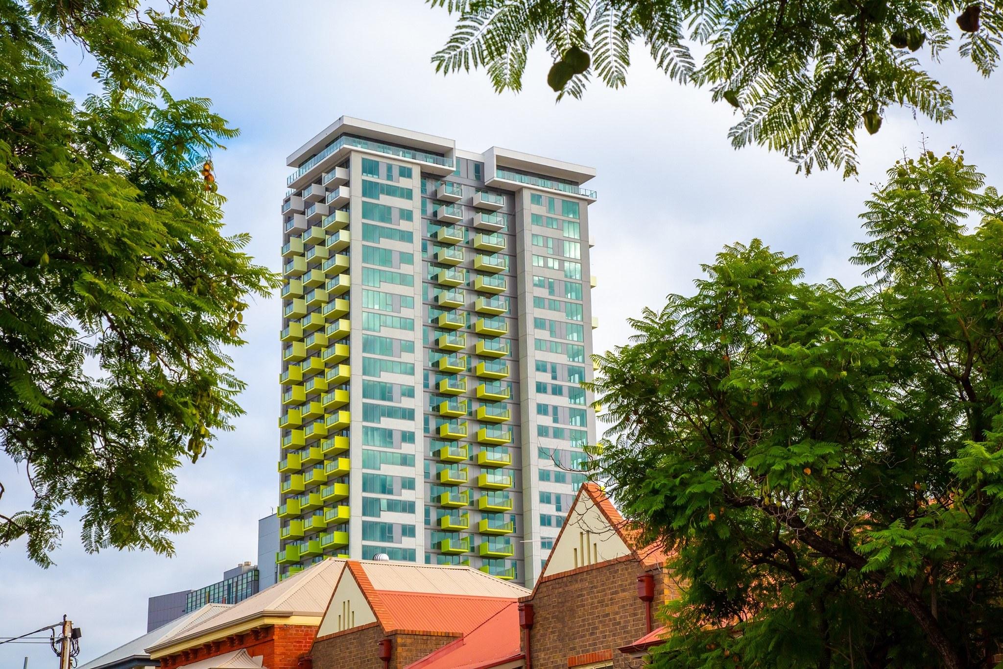 Kodo apartments exterior