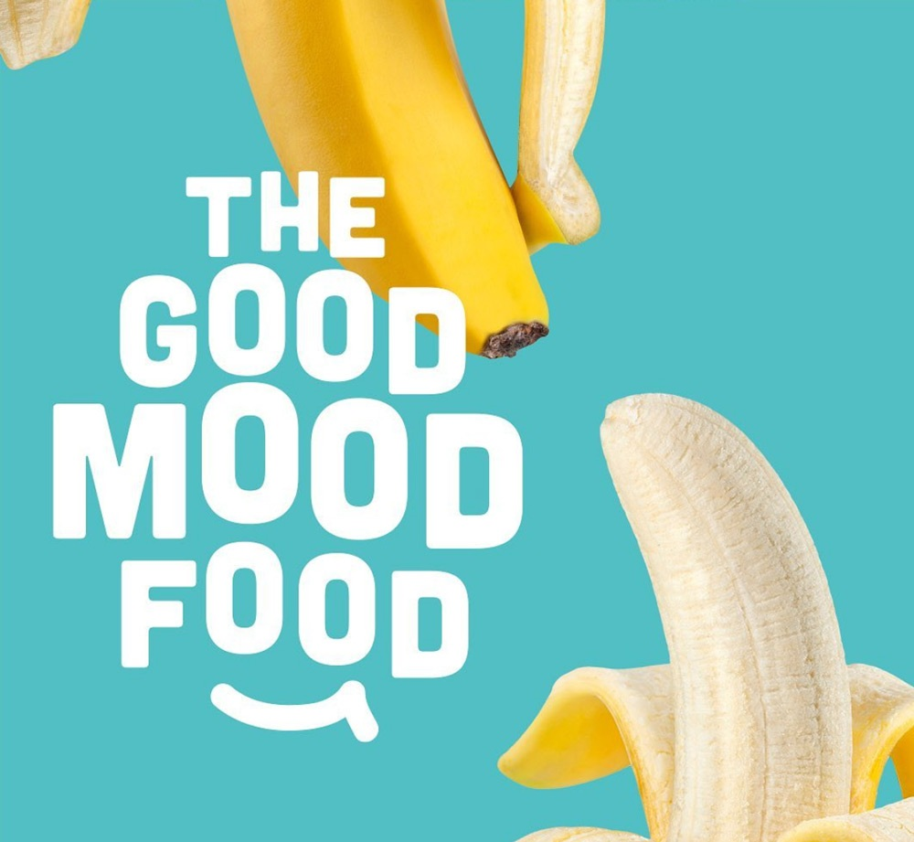 Logo good mood food