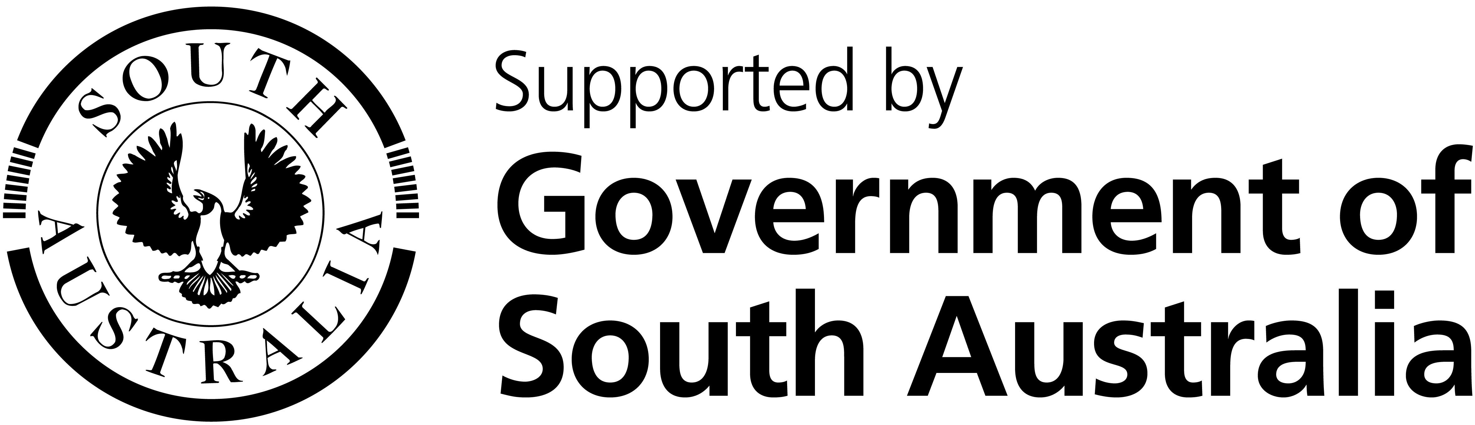 Logo state gov support