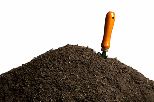 Park lands premium compost