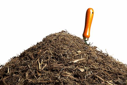 Parklands coarse mulch