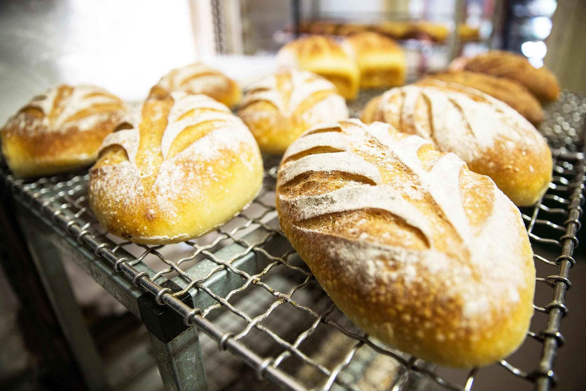 Perrymans bread
