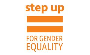 Step up for gender equality event