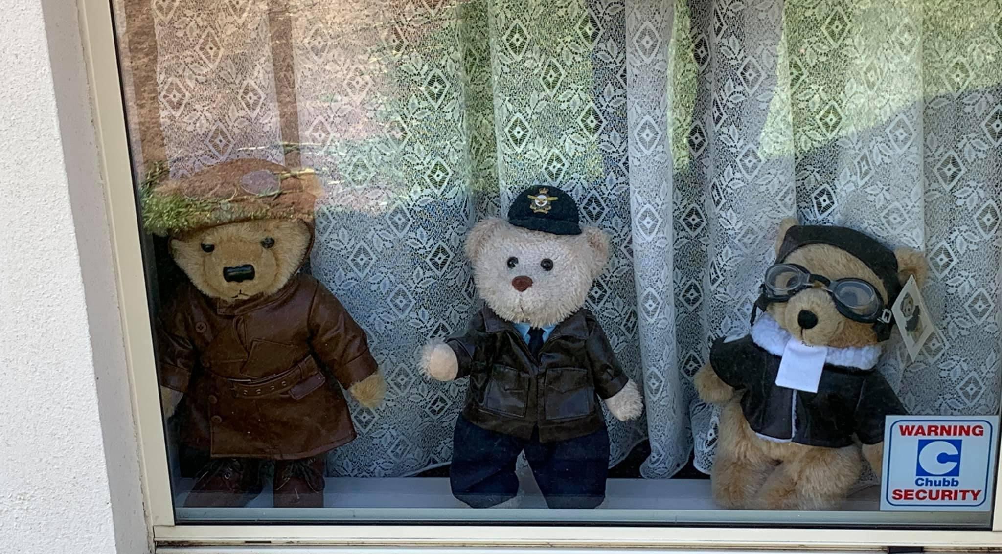 Bearhunt sue rogers