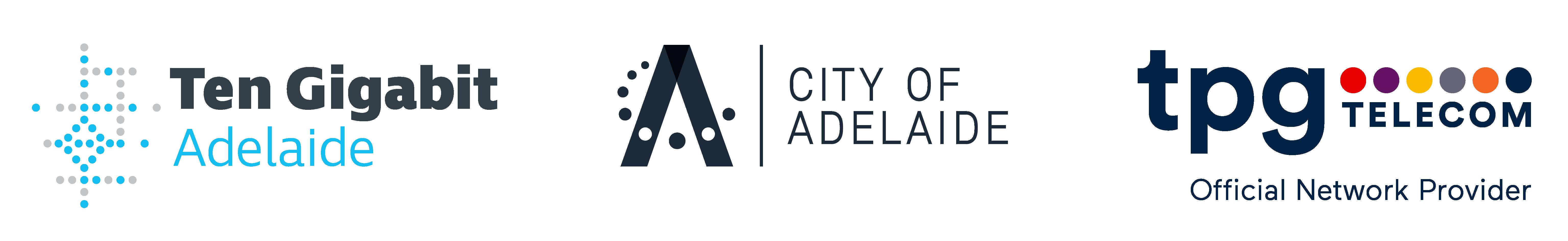 Ten gig new logos