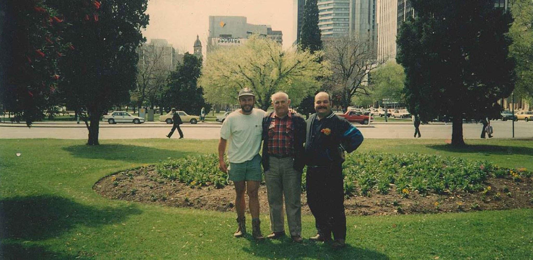 Vic square 1993